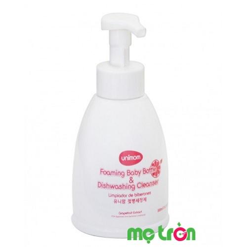 Nước rửa bình sữa an toàn cho bé Unimom UM871173