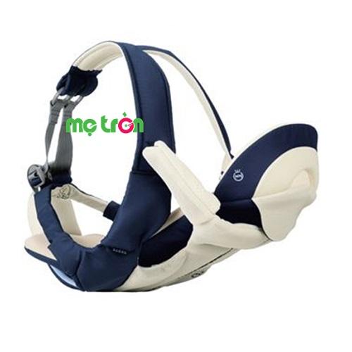 Địu Combi 4 cách Premium Breezing tiện lợi và an toàn