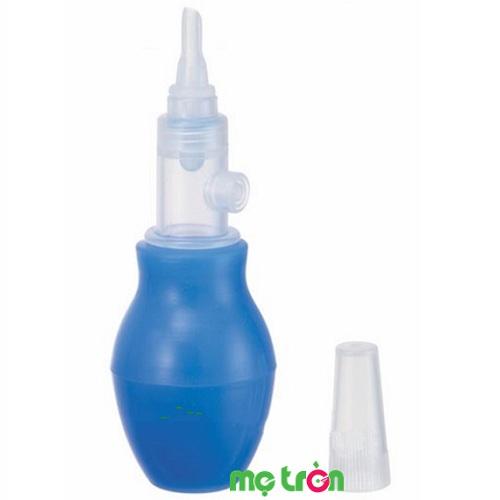 - Được làm từ chất liệu silicone và nhựa PP đảm bảo chất lượng, an toàn khi sử dụng cho trẻ. - Thiết kế nút gạt thoát hơi thông minh giúp không khí được thoát ra, ngăn chặn chảy ngược. - Hút mũi nhanh và an toàn, hiệu quả
