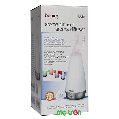 Đèn phun tinh dầu Beurer LA30 giúp diệt khuẩn, làm sạch không khí