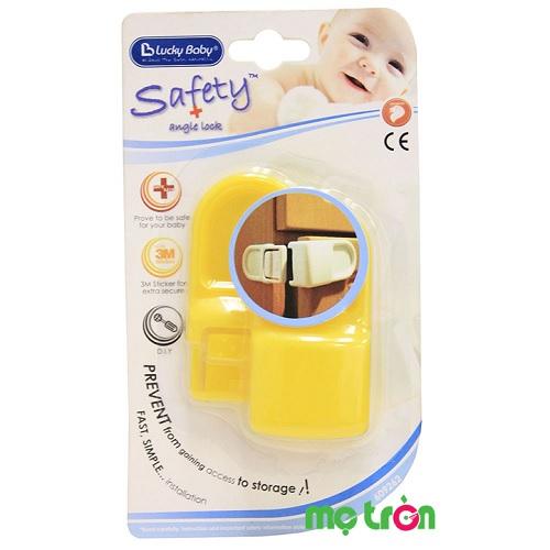 Khóa hộc tủ bằng nhựa Lucky Baby 609262 cao cấp tiện lợi