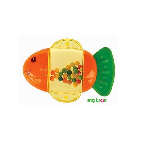 - Đồ chơi lục lạc Farlin BF754A được làm từ chất liệu nhựa rất an toàn - Thiết kế hình dáng giống chú cá cờ đáng yêu - Màu sắc sáng, nổi bật giúp kích thích giác quan của bé