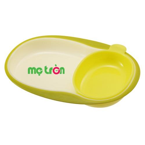 - Bộ đĩa ăn xanh Combi 114223 tiện lợi làm từ chất liệu nhựa cao cấp - Gồm 2 đĩa ăn tiện dụng - Bề mặt trơn nhẵn, dễ dàng vệ sinh