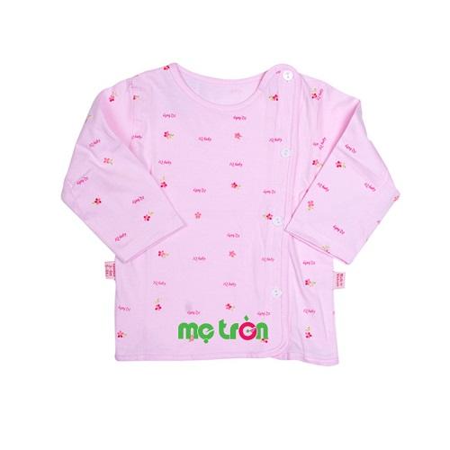 - Áo sơ sinh dài tay IQ Baby (hồng phấn) được làm từ chất liệu 100% cotton mềm mại, an toàn. - Thiết kế kiểu dài tay cùng với màu hồng phấn dễ thương cho bé gái - Thích hợp cho các bé từ 12 đến 24 tháng tuổi