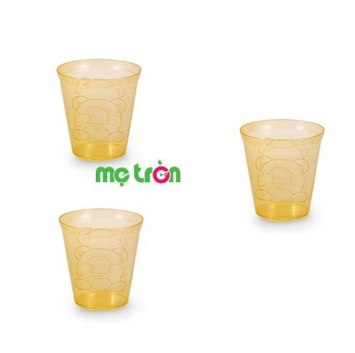 - Bộ 3 cốc Upass hữu cơ hình gấu xinh xắn cho bé làm từ chất liệu nhựa PP cao cấp an toàn. - Thiết kế hình gấu dễ thương. - Nhiều màu sắc bắt mắt.
