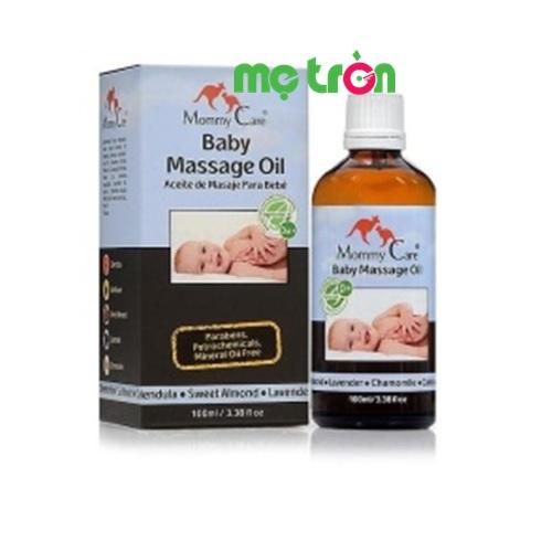 - Dầu masage cho bé Mommy care EM024 100ml được chiết xuất từ các thành phần tự nhiên. - An toàn cho sức khỏe của người sử dụng. - Giúp bé thư giãn và phát triển toàn diện.