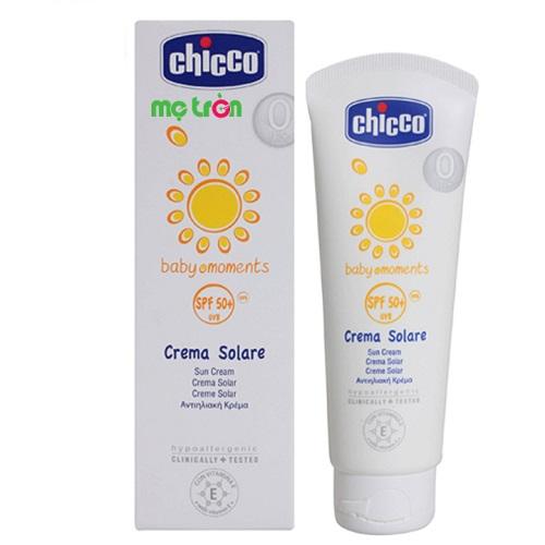 <p>- Sản phẩm có khả năng chống nắng cho bé hiệu quả</p> <p>- Có thể chịu nước tốt.</p> <p>- Không gây kích ứng da bé.</p>