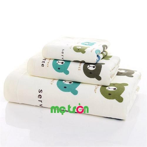- Khăn Gia An cotton 2 lớp cao cấp 35x75 KC2324 được làm từ chất liệu cotton cao cấp. - Màu sắc tươi sáng và độ bền sử dụng cao. - An toàn tuyệt đối cho người sử dụng.