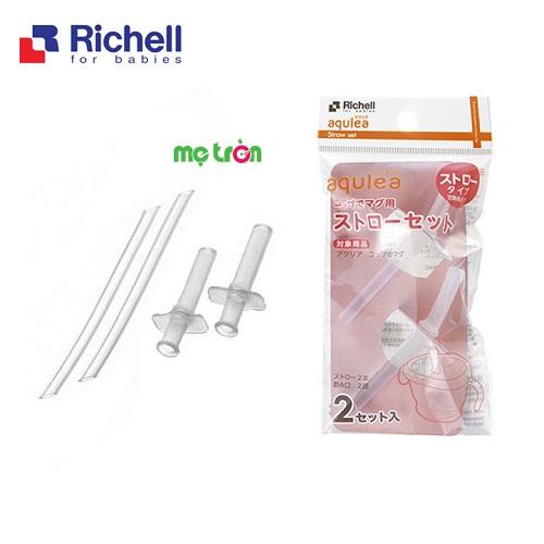 - Ống hút thay thế cho cốc tập uống 3 giai đoạn Richell RC41080 làm từ chất liệu silicone cao cấp. - Thiết kế tiện lợi - Dễ dàng sử dụng.