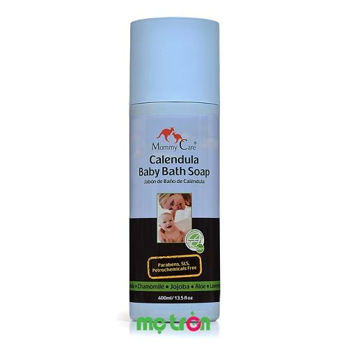 - Sữa tắm cho bé chai 200ml Mommy care EM020 được chiết xuất từ các thành phần tự nhiên hữu cơ an toàn. - Giúp làm sạch da và chăm sóc bé một cách toàn diện. - Mang đến hương thơm tự nhiên, nhẹ nhàng.