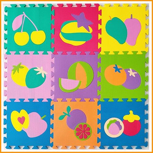 "<p><span style=""font-family: arial, helvetica, sans-serif; font-size: 12pt;""><span style=""color: #0000ff;"">Thảm xốp lót sàn hình trái cây</span> (30x30x1cm) bộ 10 tấm- Dễ dàng lắp ghép</span></p> <p><span style=""font-family: arial, helvetica, sans-serif; font-size: 12pt;"">Thảm xốp lót sàn hình trái cây giá 120.000đ nay chỉ còn<span style=""color: #ff0000;""><strong>85.000đ</strong></span>chỉ có tại<span style=""color: #008000;""><strong><a style=""color: #008000;"" href=""/"">Mẹ Tròn</a></strong></span></span></p> <p><span style=""font-family: arial, helvetica, sans-serif; font-size: 12pt;""></span></p>"