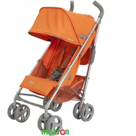 Xe đẩy trẻ em siêu nhẹ Joovy Groove màu cam hàng cao cấp